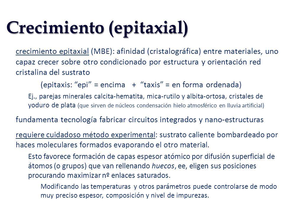 Crecimiento (epitaxial)