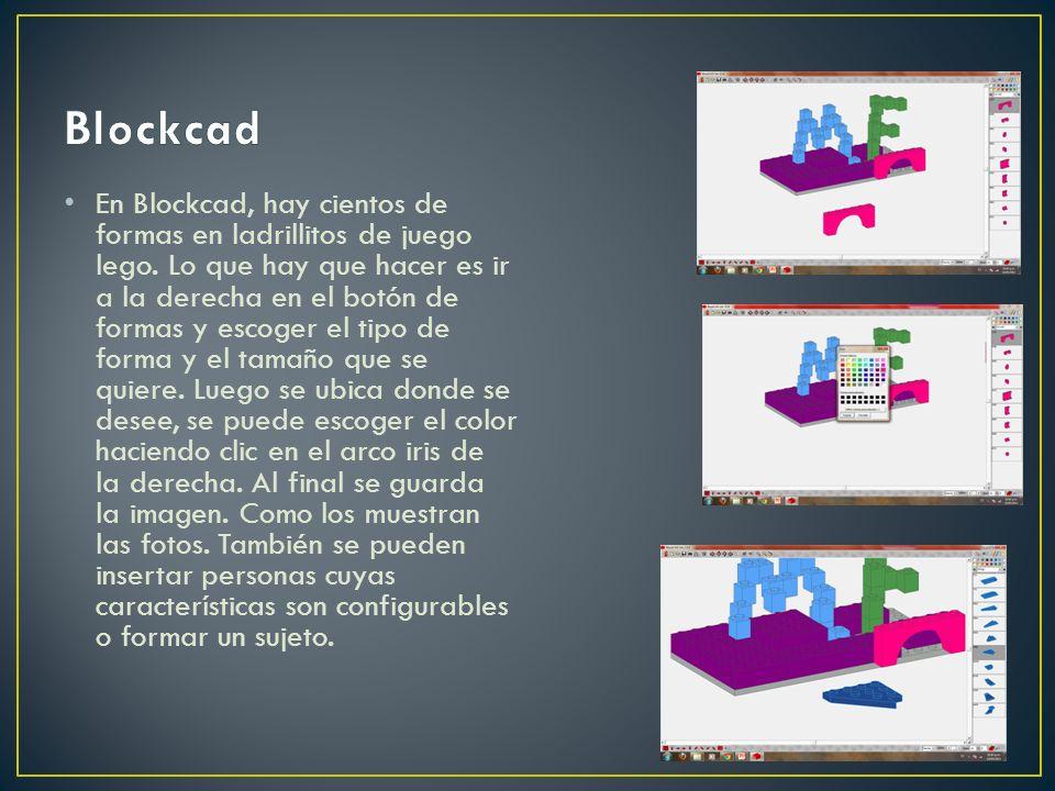Blockcad