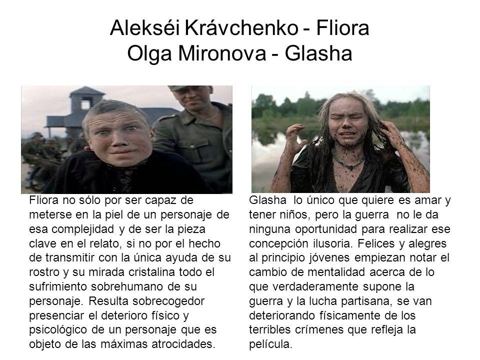 Alekséi Krávchenko - Fliora Olga Mironova - Glasha