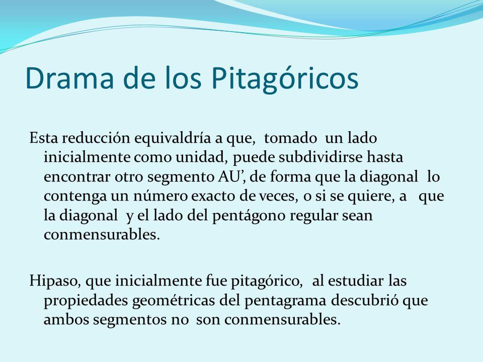 Drama de los Pitagóricos