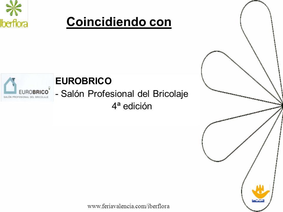 Coincidiendo con EUROBRICO - Salón Profesional del Bricolaje