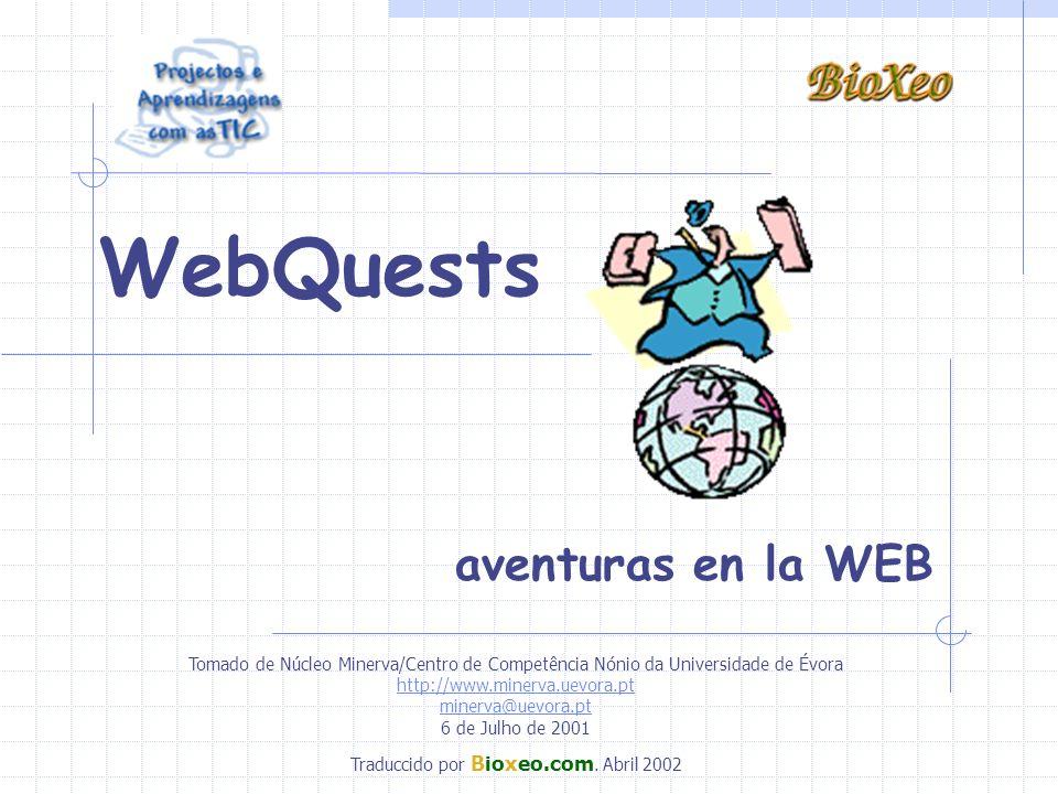 Traduccido por Bioxeo.com. Abril 2002