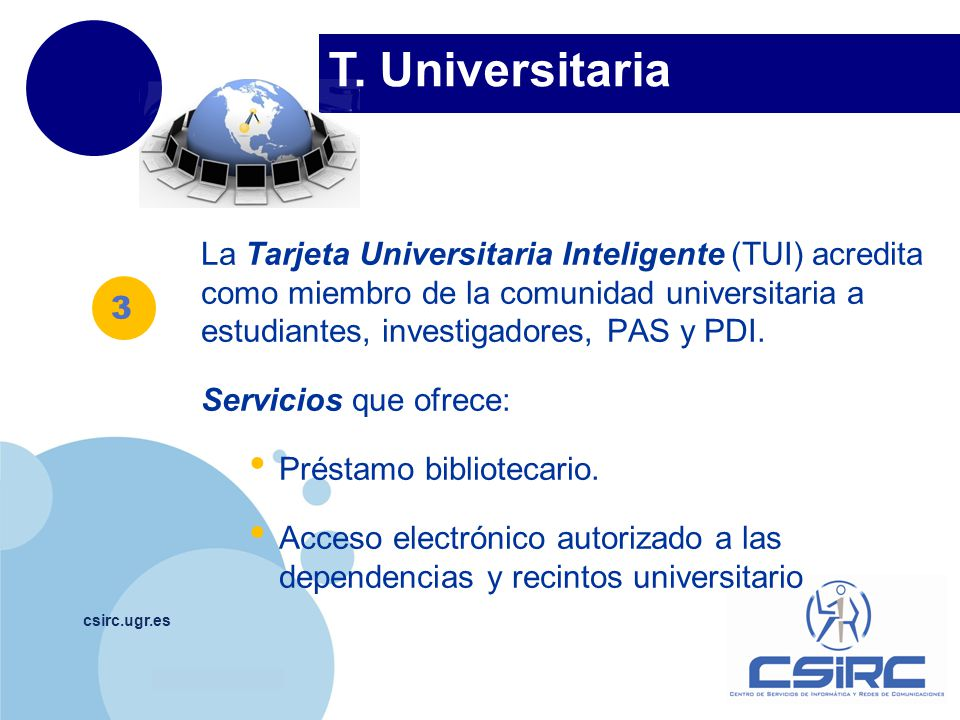 T. Universitaria