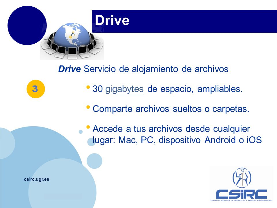 Drive Drive Servicio de alojamiento de archivos