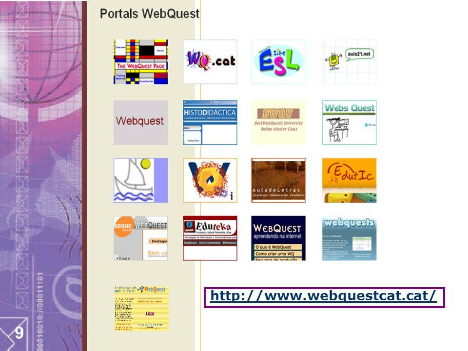 Portal de Portales http://www.webquestcat.cat/