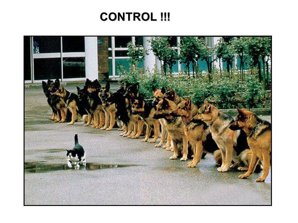 CONTROL !!!