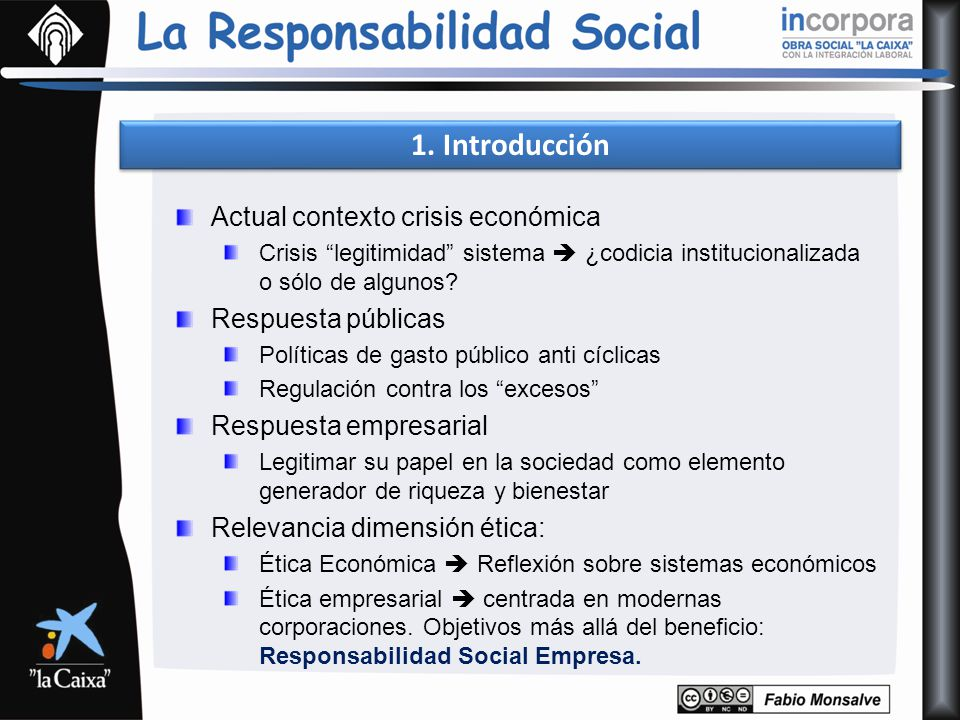 1. Introducción Actual contexto crisis económica Respuesta públicas