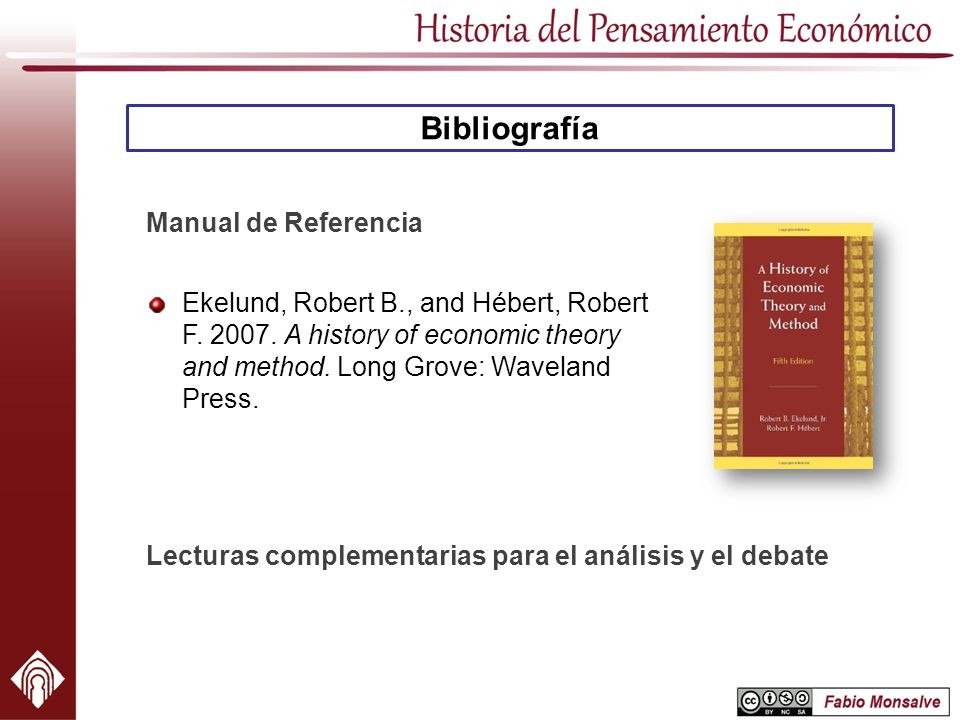 Bibliografía Manual de Referencia