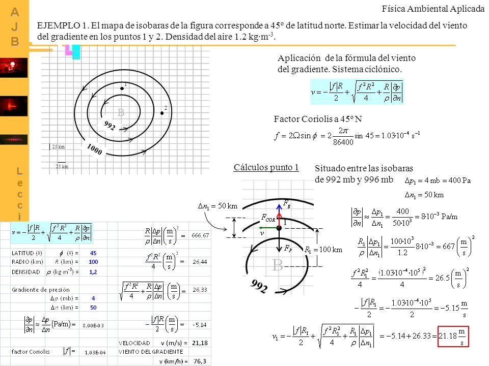 B Física Ambiental Aplicada
