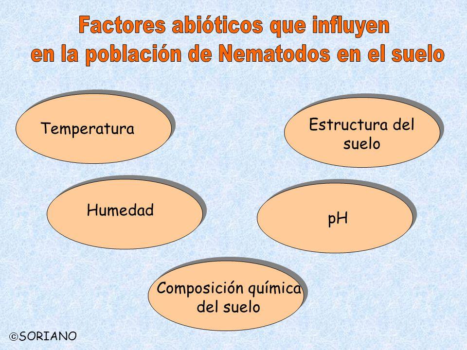 Factores abióticos que influyen