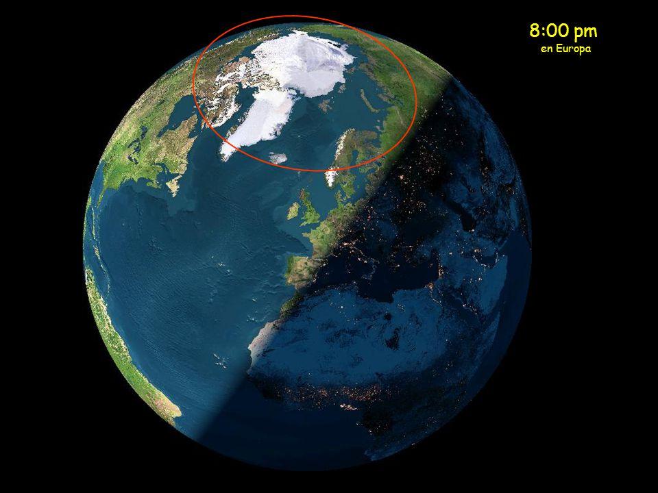 8:00 pm en Europa
