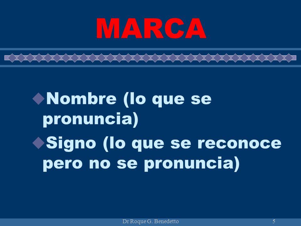 MARCA Nombre (lo que se pronuncia)