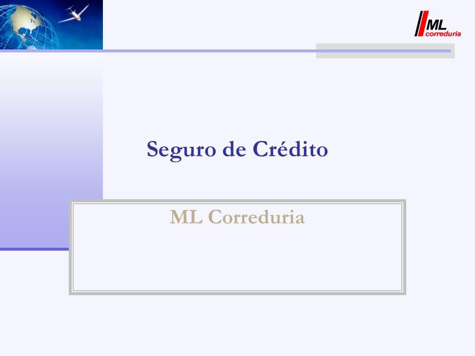 Seguro de Crédito ML Correduria