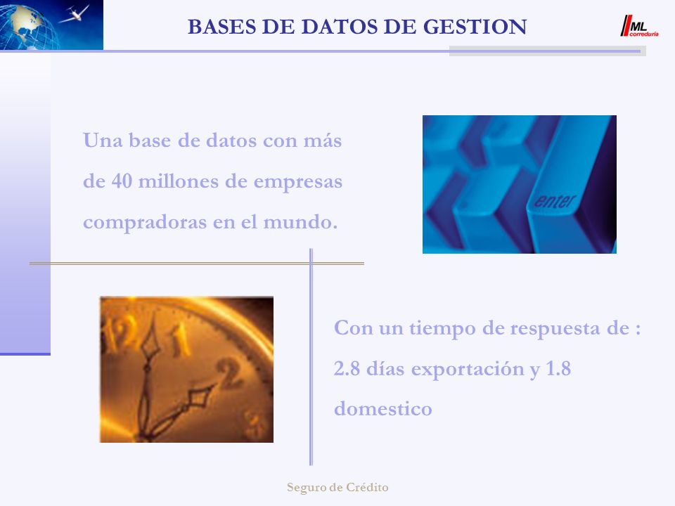 BASES DE DATOS DE GESTION
