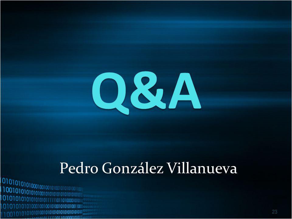 Pedro González Villanueva