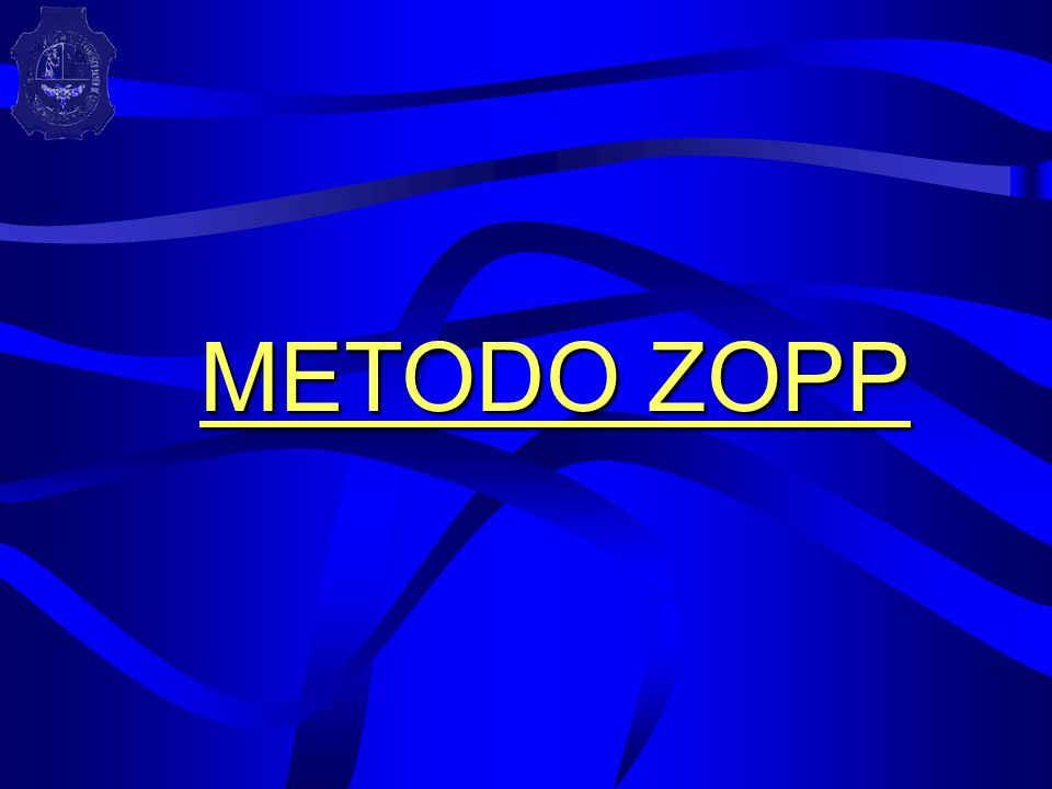 METODO ZOPP