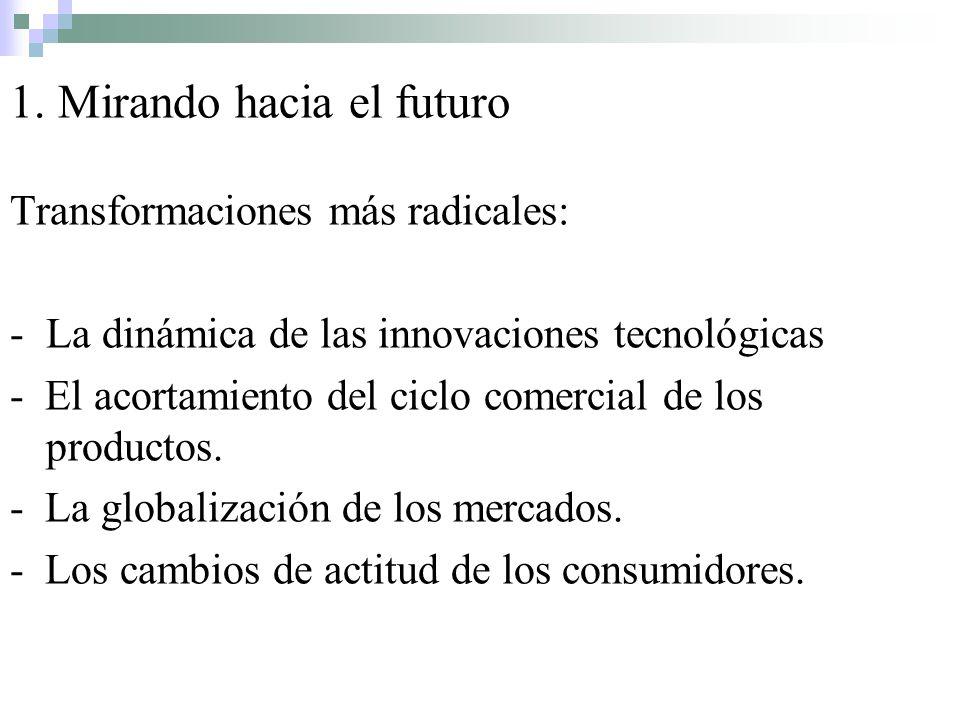 1. Mirando hacia el futuro