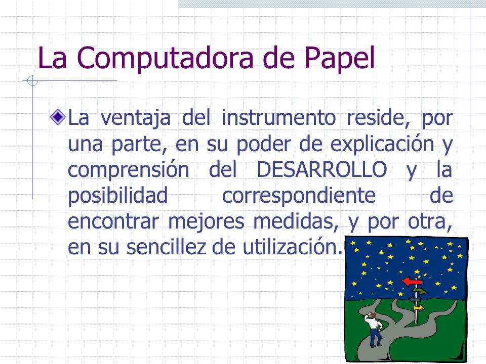 La Computadora de Papel