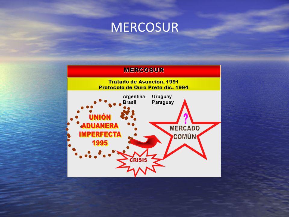 Protocolo de Ouro Preto dic. 1994
