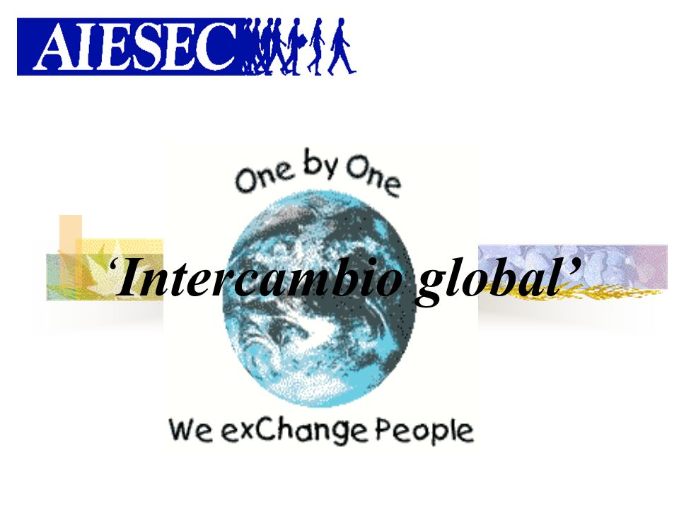 'Intercambio global'