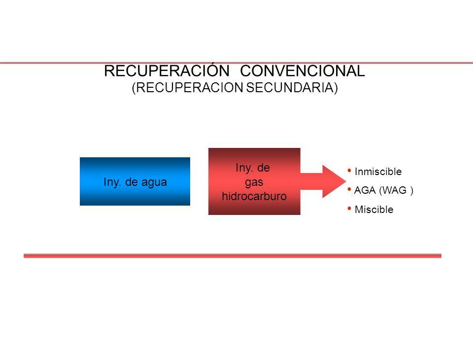 RECUPERACIÓN CONVENCIONAL