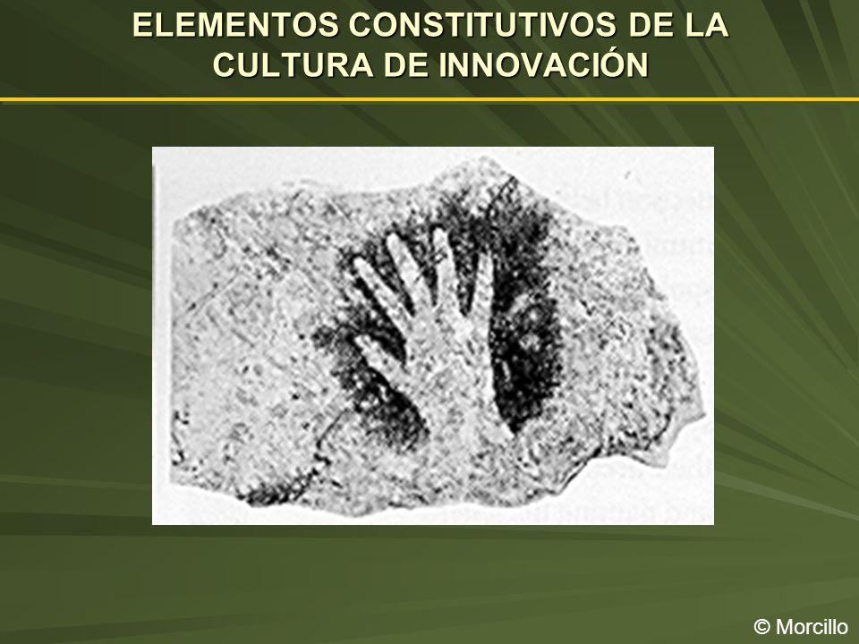 ELEMENTOS CONSTITUTIVOS DE LA CULTURA DE INNOVACIÓN