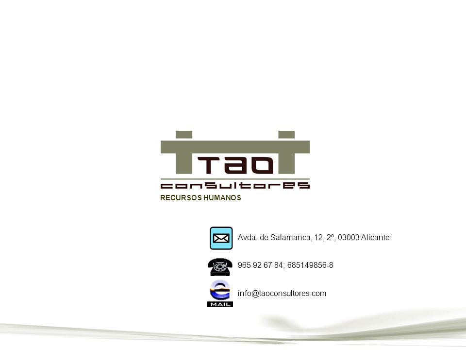 Avda. de Salamanca, 12, 2º, 03003 Alicante