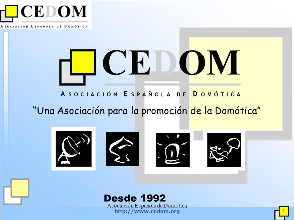 Una Asociación para la promoción de la Domótica