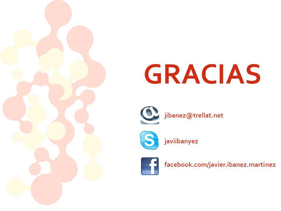 GRACIAS jibanez@trellat.net javiibanyez
