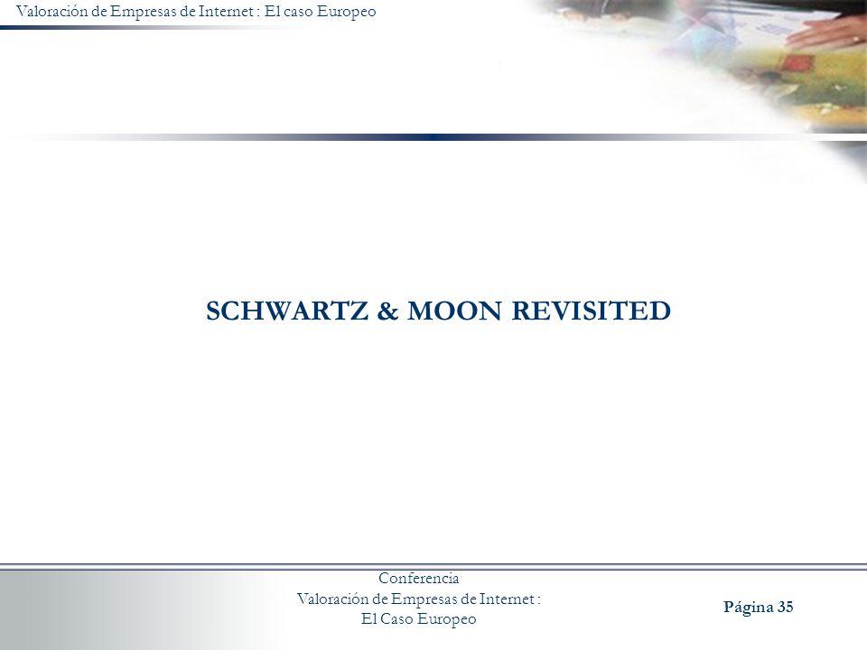 SCHWARTZ & MOON REVISITED