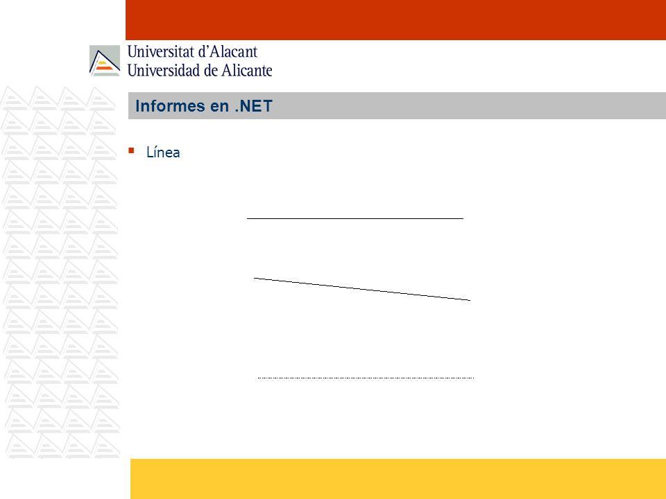Informes en .NET Línea