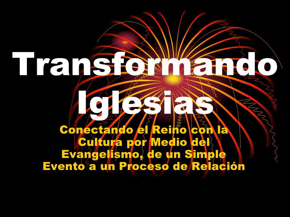 Transformando Iglesias