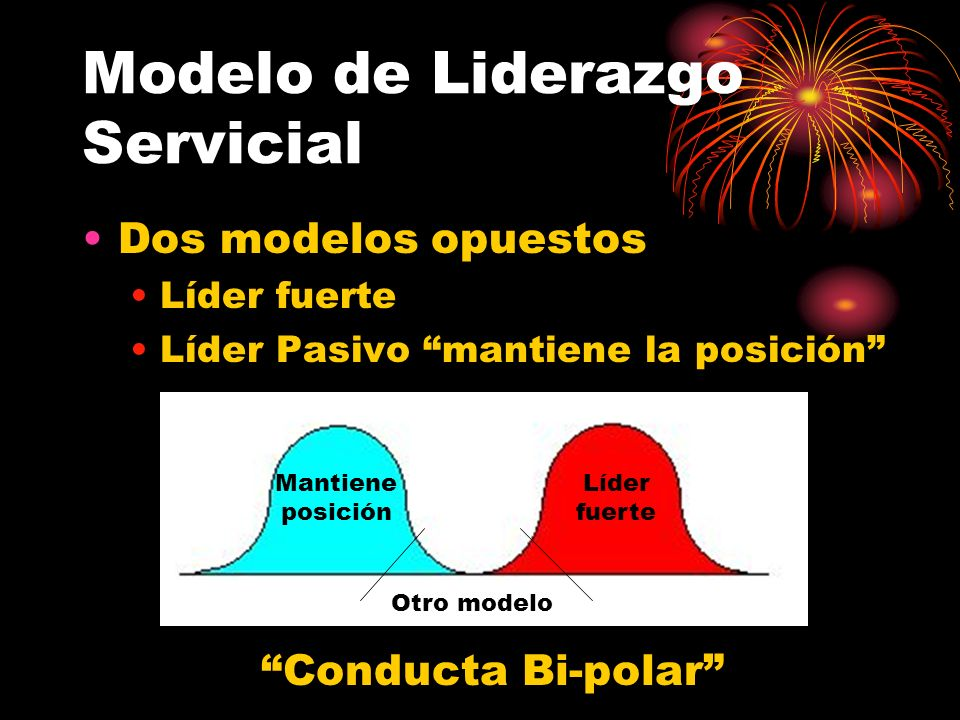 Modelo de Liderazgo Servicial