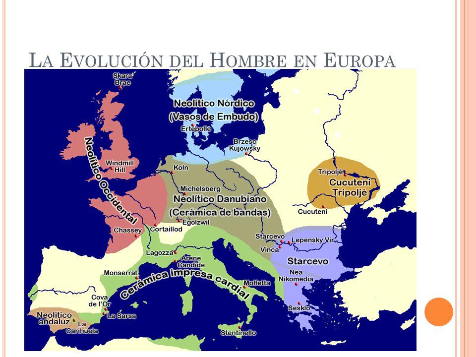 La Evolución del Hombre en Europa