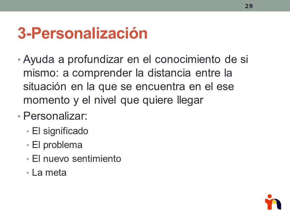 3-Personalización