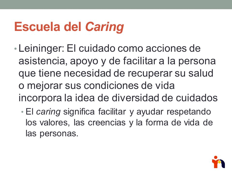 Escuela del Caring