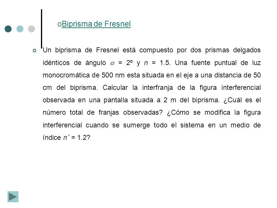 Biprisma de Fresnel