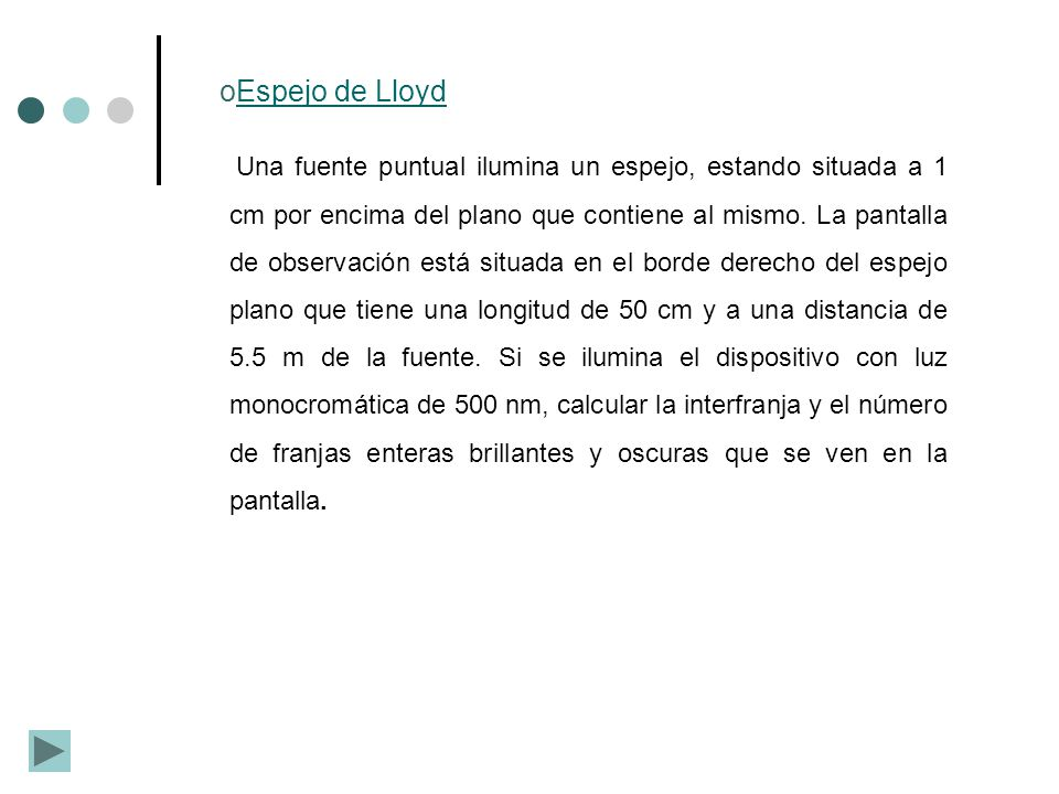 Espejo de Lloyd
