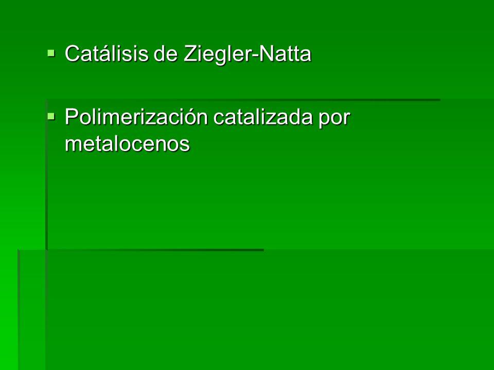 Catálisis de Ziegler-Natta
