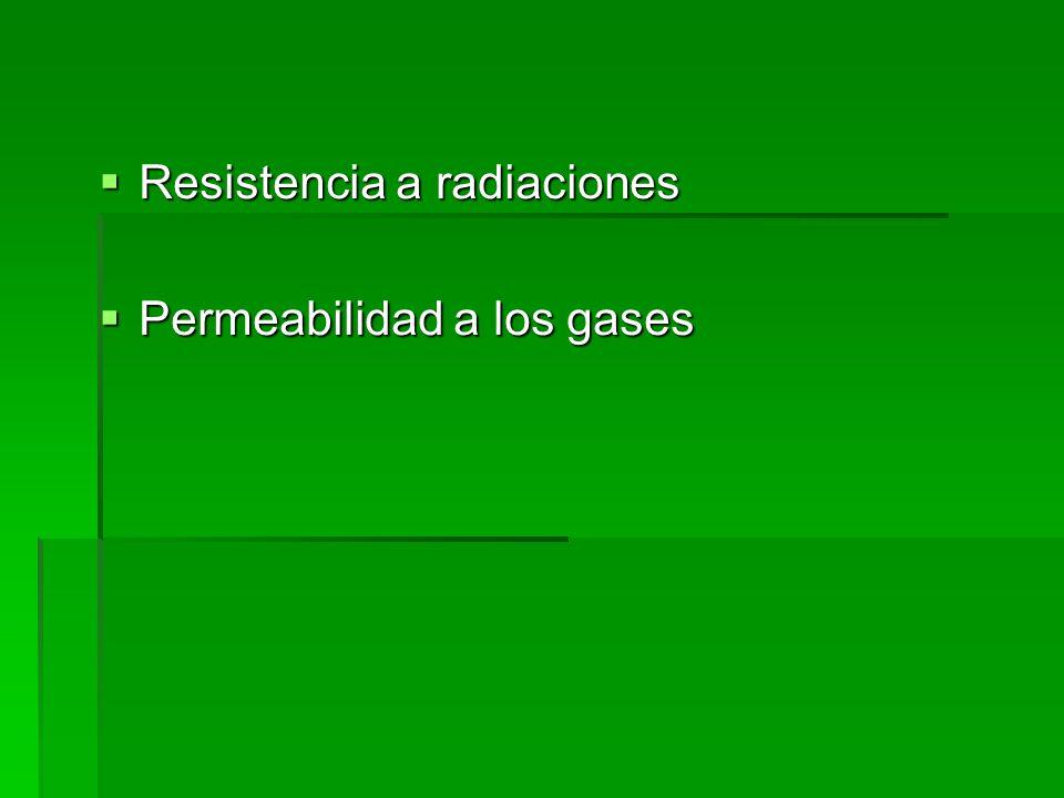 Resistencia a radiaciones