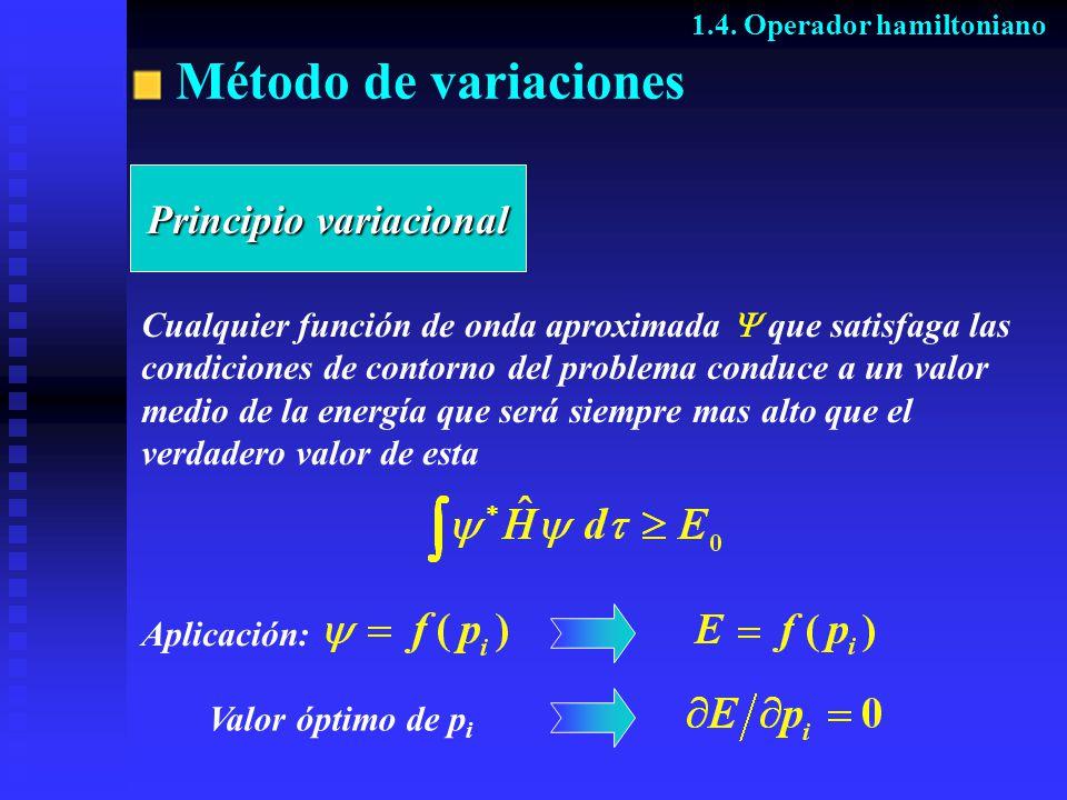 Principio variacional