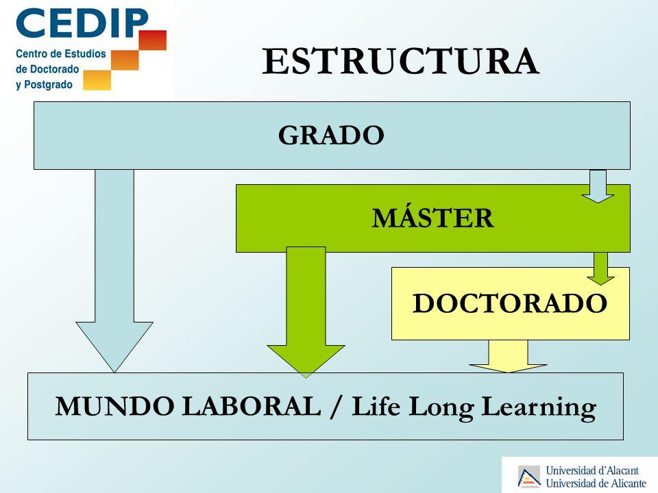 MUNDO LABORAL / Life Long Learning