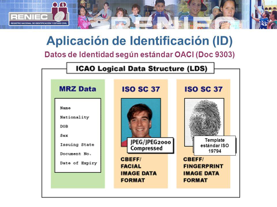 Aplicación de Identificación (ID)