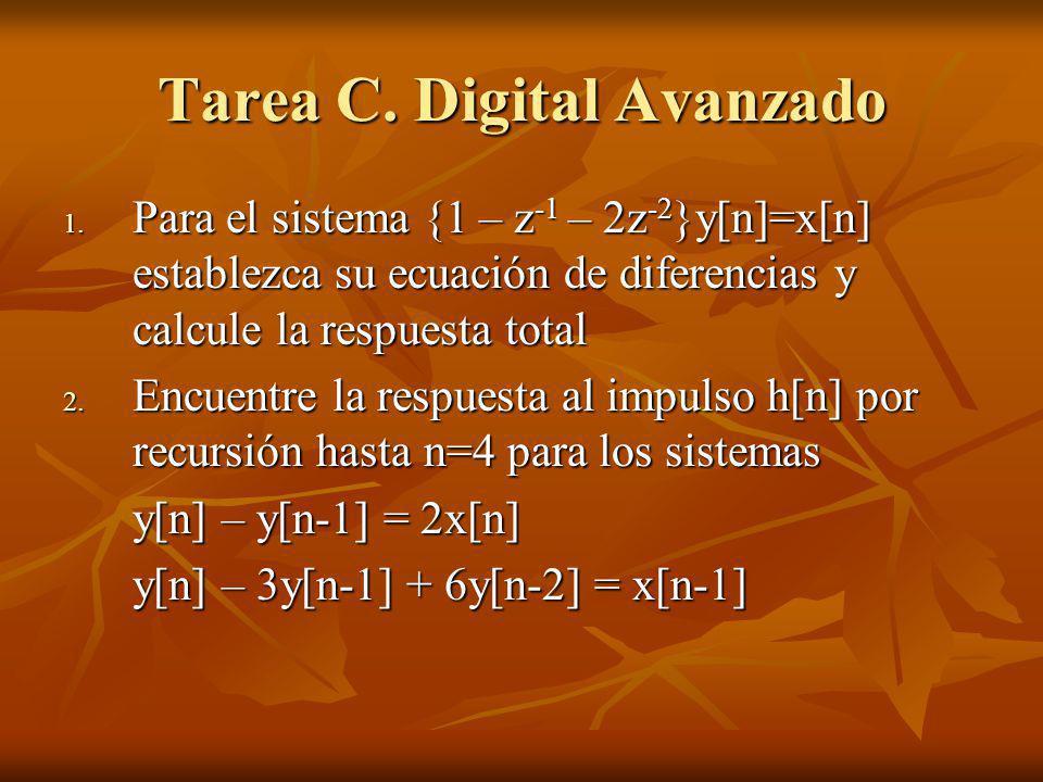 Tarea C. Digital Avanzado