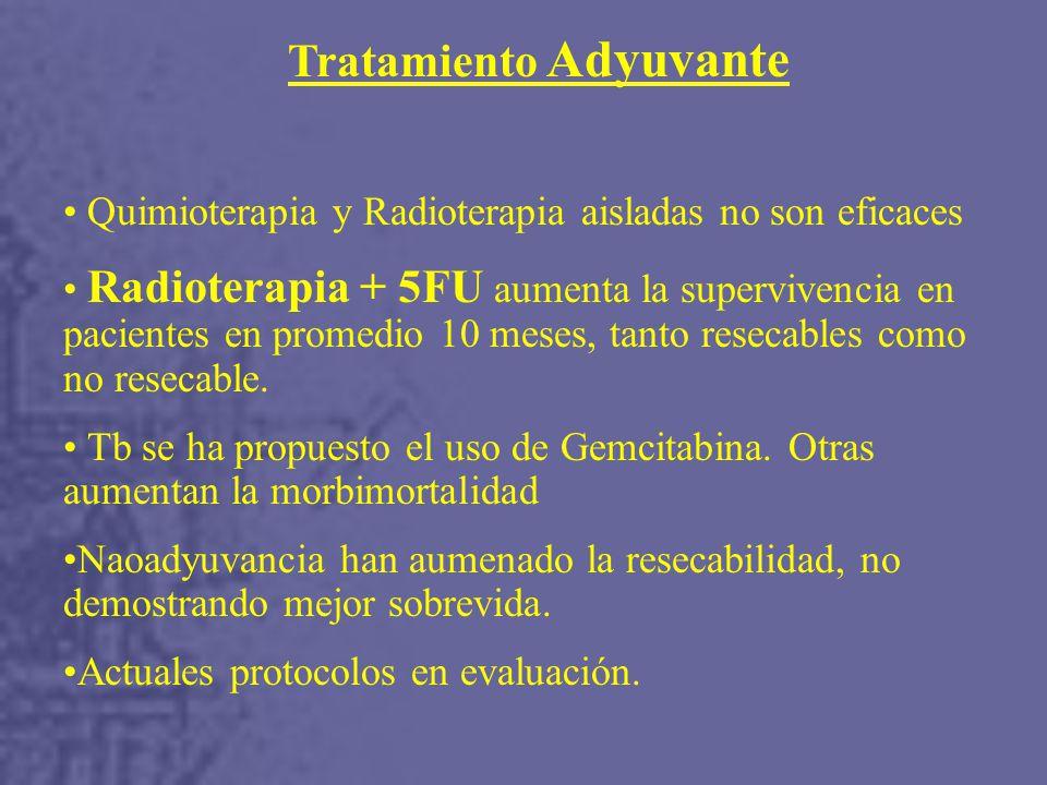 Tratamiento Adyuvante