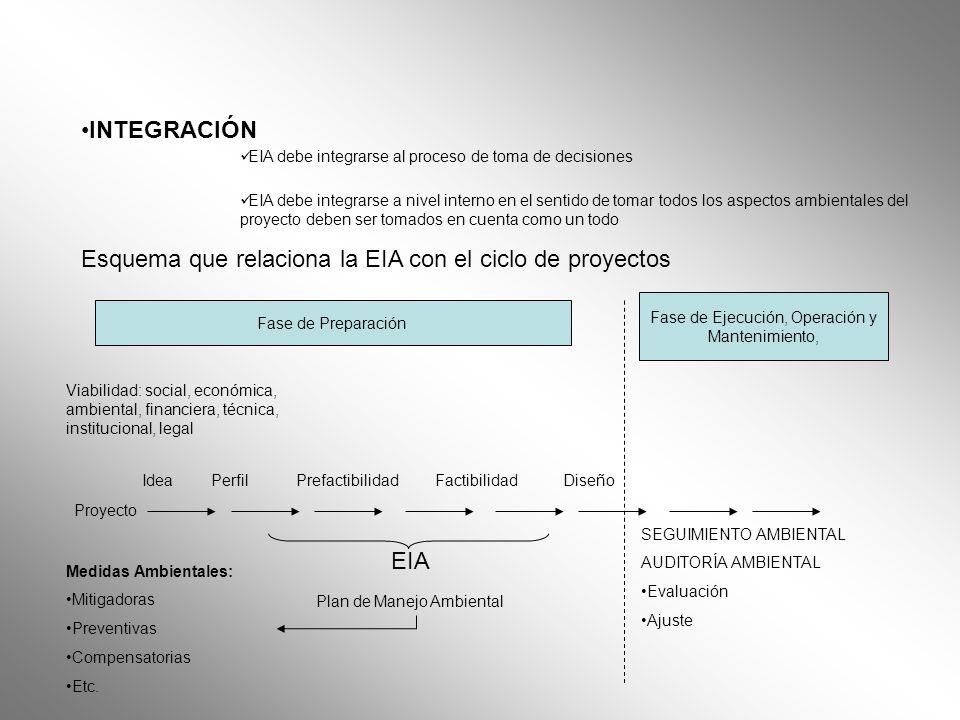 Fase de Ejecución, Operación y Mantenimiento,