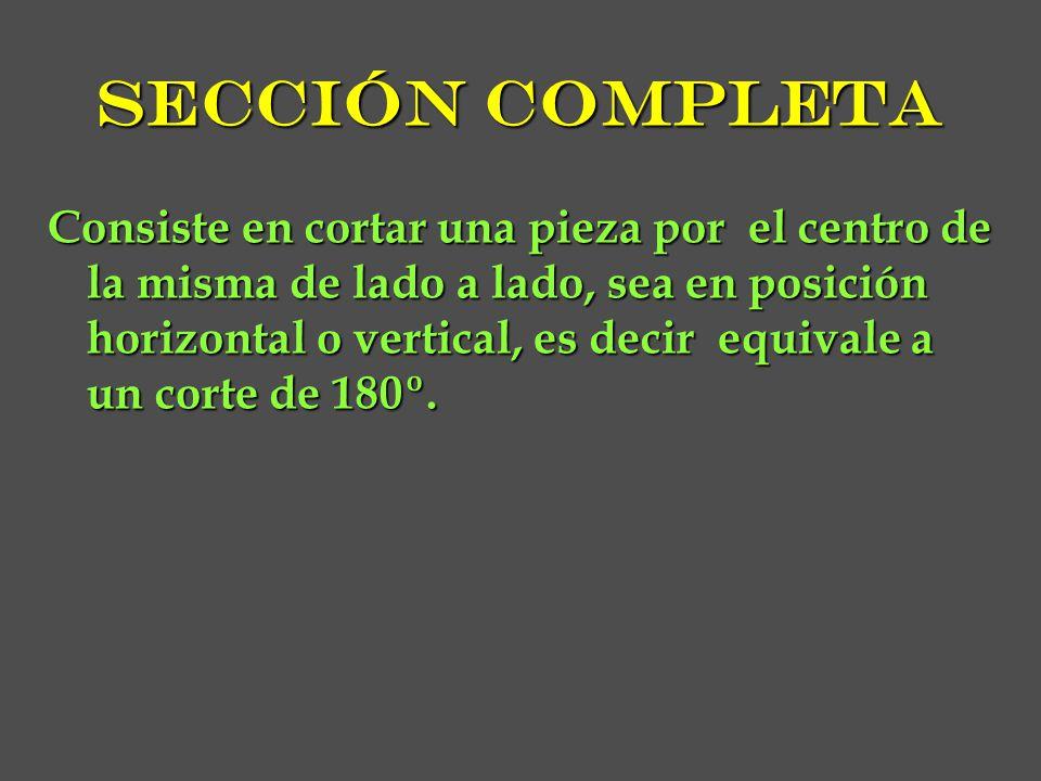Sección completa