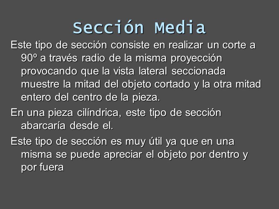 Sección Media
