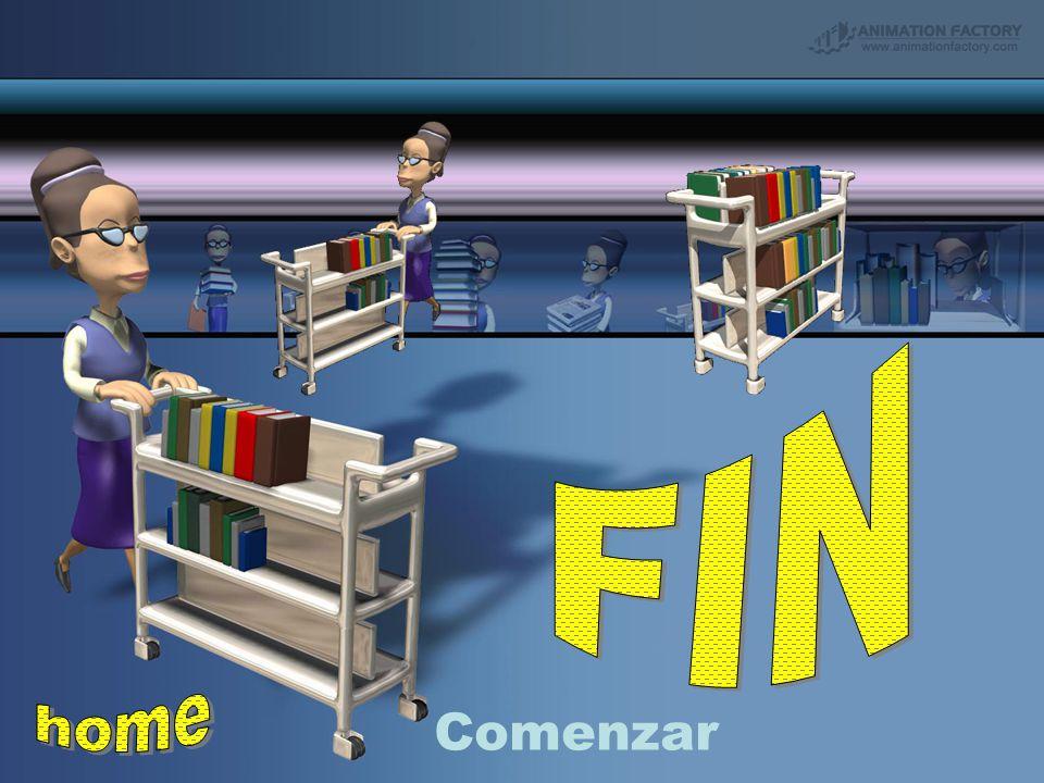 FIN home Comenzar