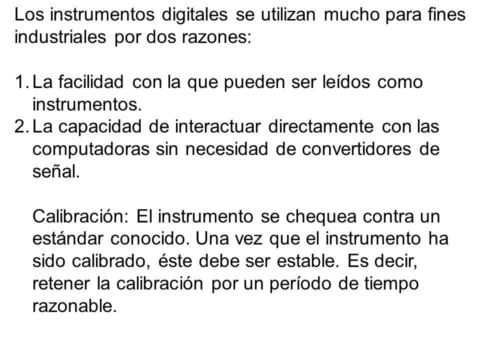 Los instrumentos digitales se utilizan mucho para fines